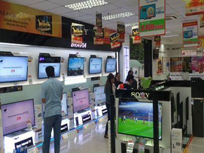 Sửa tivi sony trung tâm bảo hành tivi sony