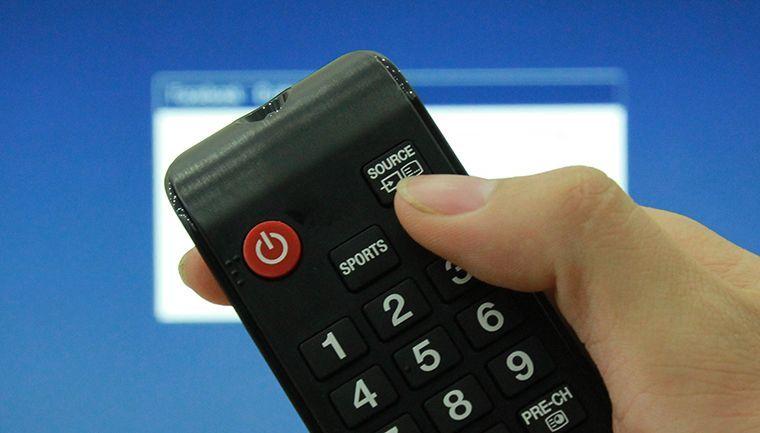 Hướng dẫn cách sử dụng điều khiển của tivi Samsung K4100