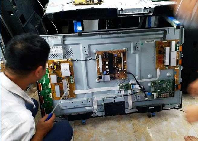 Sửa chữa tivi tại nhà phú thượng, Dịch vụ sửa tivi tại nhà24h
