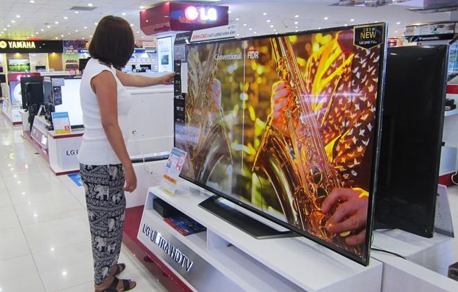 Sửa tivi tại nhà lê trọng tấn