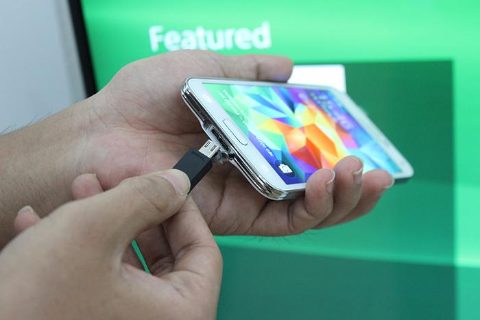 Cách kết nối điện thoại Android với Tivi