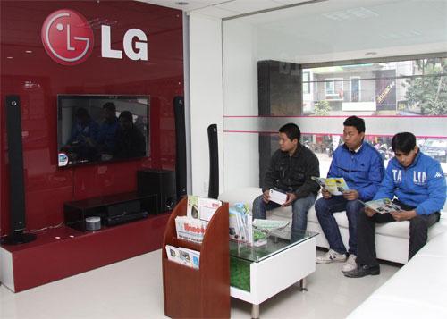 Trung tâm bảo hành và Sửa tivi LGtại nhà Hà Nội