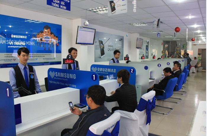 Địa Chỉ Sửa Tivi Samsung Tại Nhà Khu Vực Hà Nội