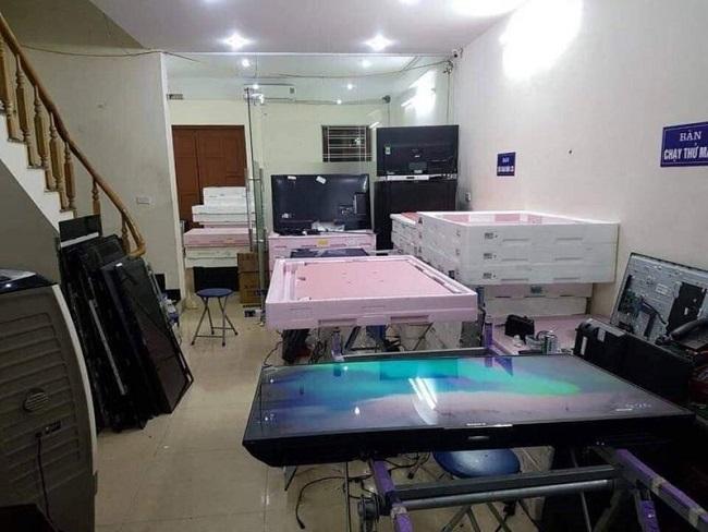 Sửa Tivi Tại Nhà Khu Vực Thanh Trì