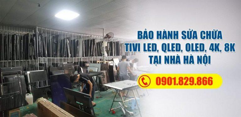 Sửa chữa tivi LED tại Hà Nội