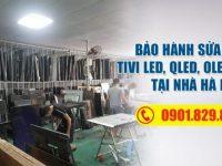 Sửa chữa tivi OLED tại nhà