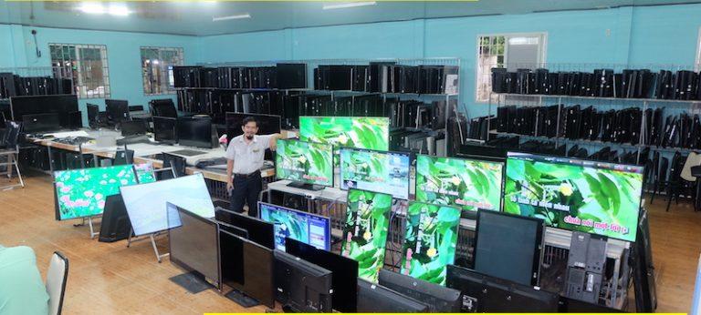 Trung Tâm Bảo Hành Dịch Vụ Sửa Tivi Tại Nhà Hà Nội